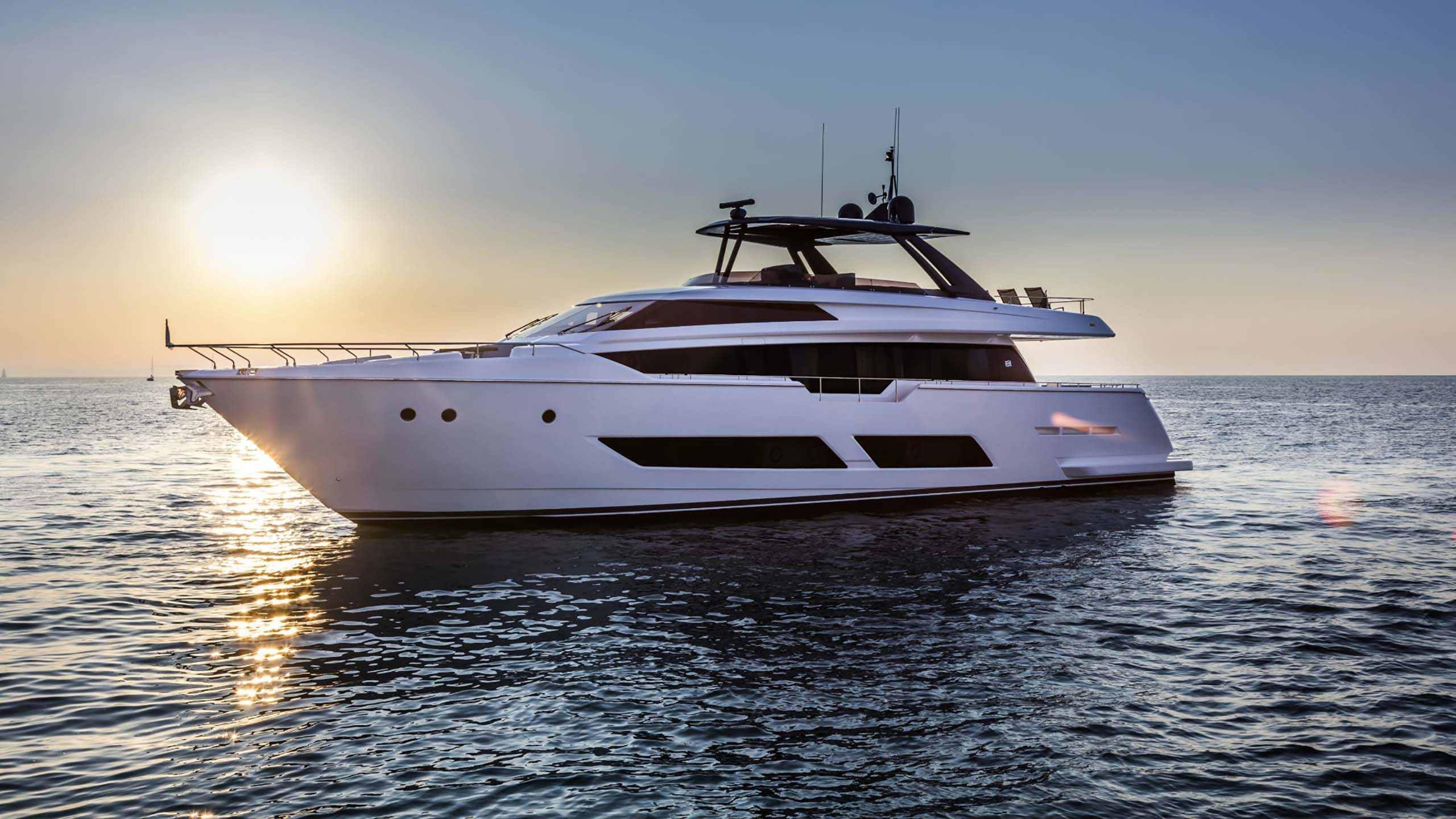 Ferretti Yachts - Sieckmann Yachts