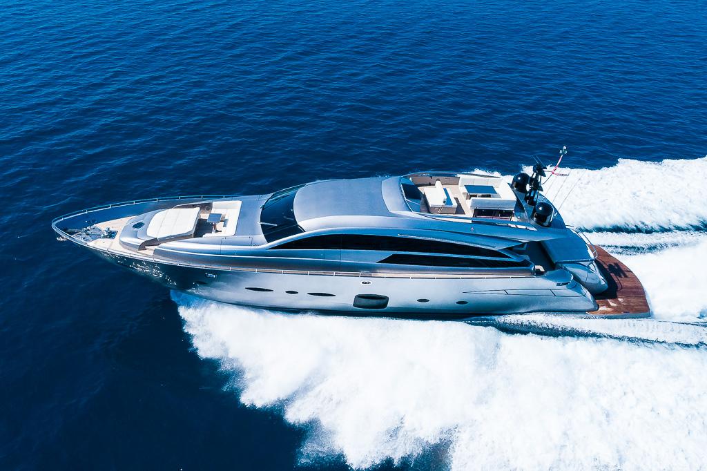 Pershing 92 - Sieckmann Yachts