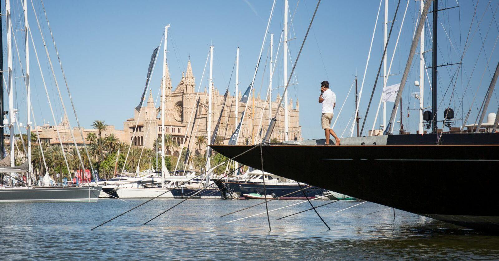 Palma Superyacht Show - Sieckmann Yachts