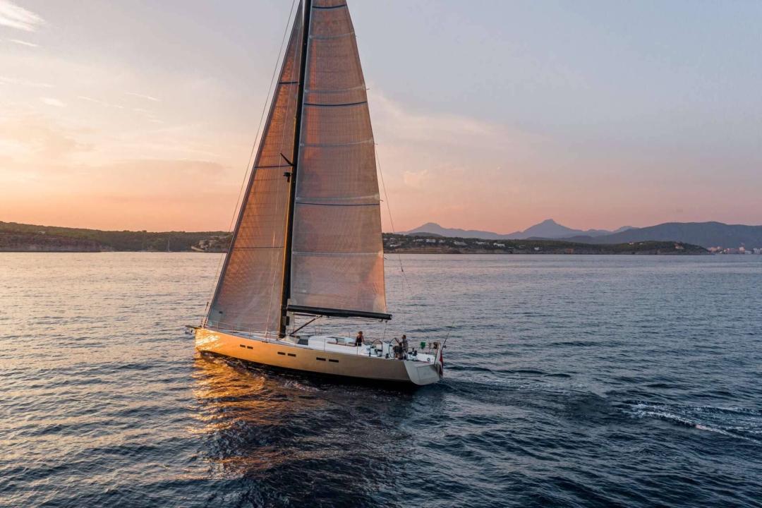 Vismara 'MIYABI' - Sieckmann Yachts