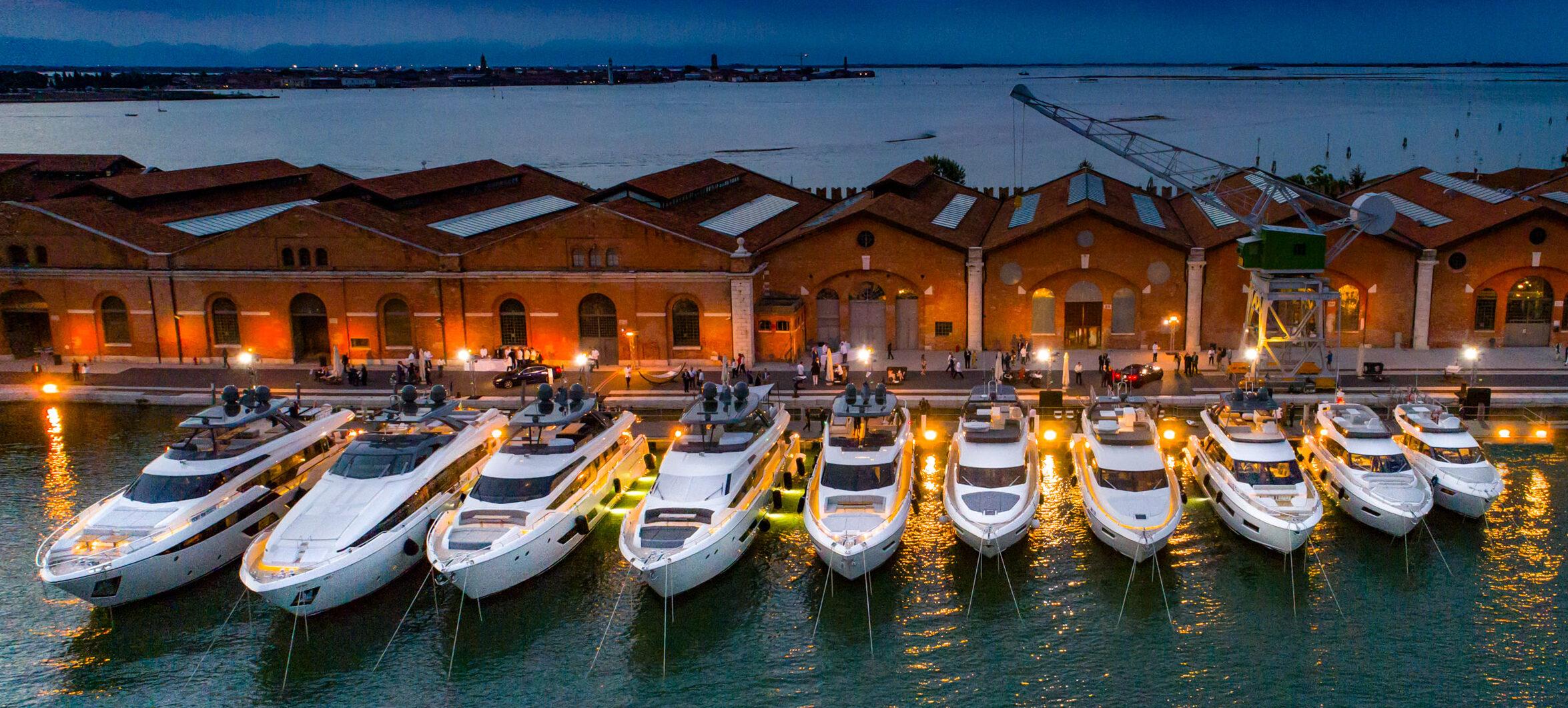 Premiere auf der Venice Boat Show - Sieckmann Yachts