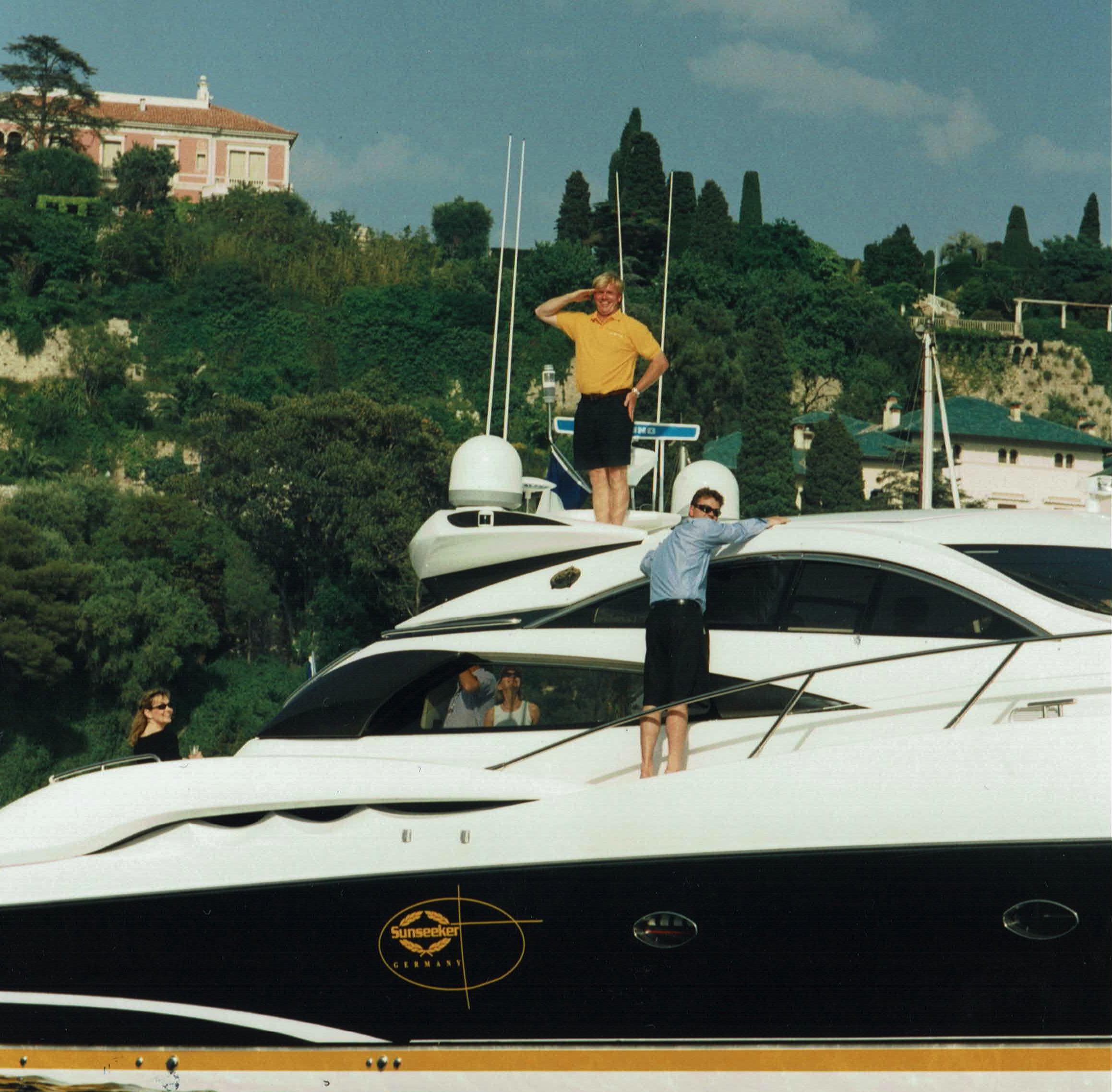Unsere Story - Sieckmann Yachts