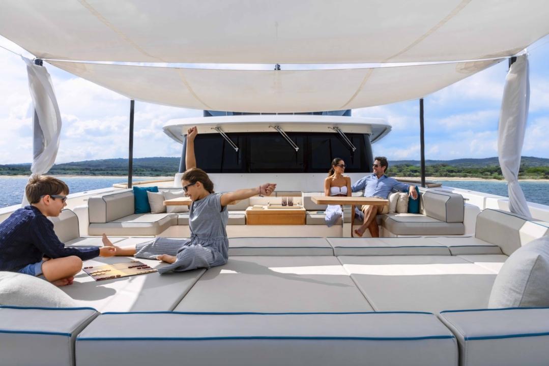 Custom Line Navetta 42 - Sieckmann Yachts