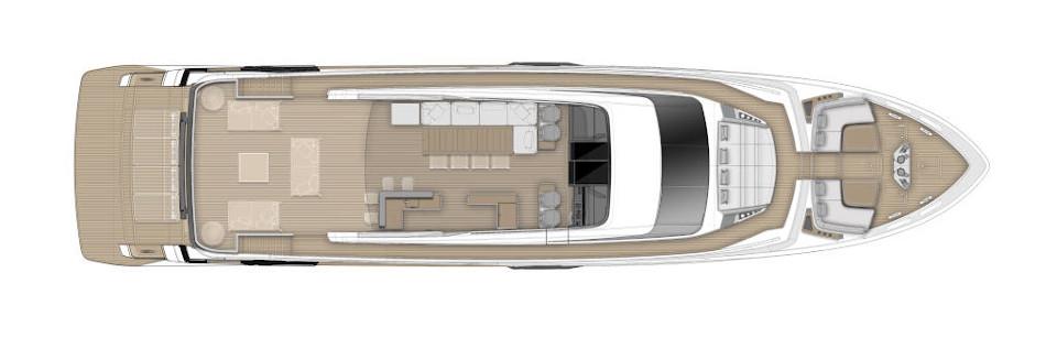 Ferretti Yachts 1000 - Sieckmann Yachts