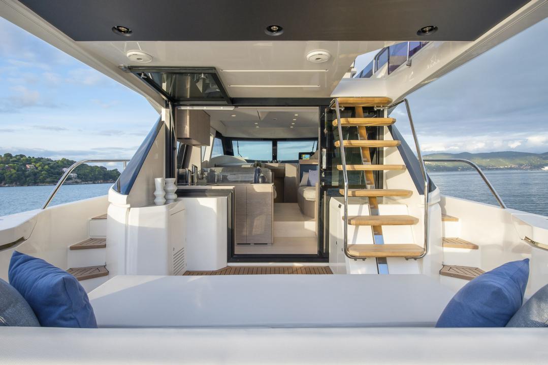 Ferretti Yachts 500 - Sieckmann Yachts