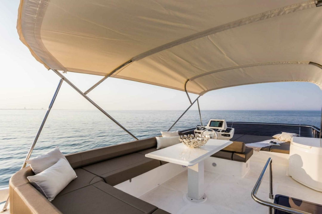 Ferretti Yachts 550 - Sieckmann Yachts