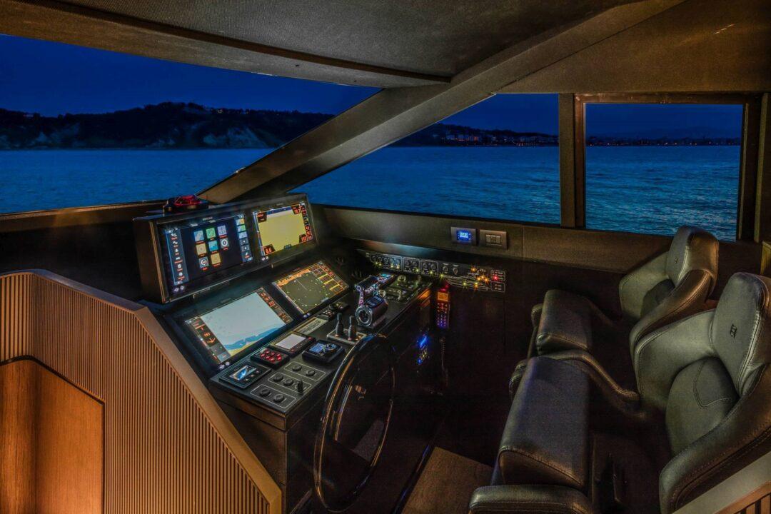 Ferretti Yachts 720 - Sieckmann Yachts
