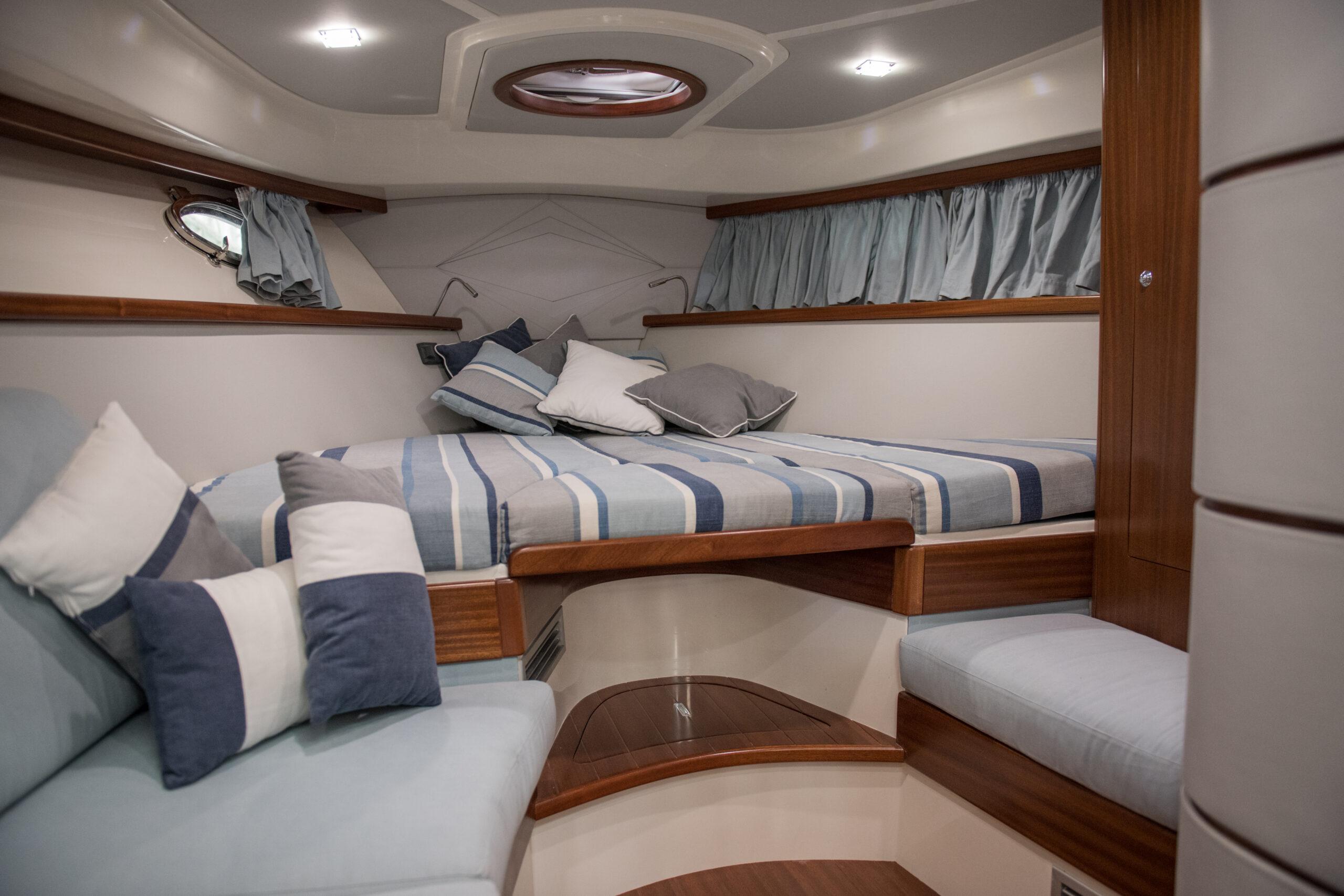 Neu im Portfolio: Gagliotta - Sieckmann Yachts