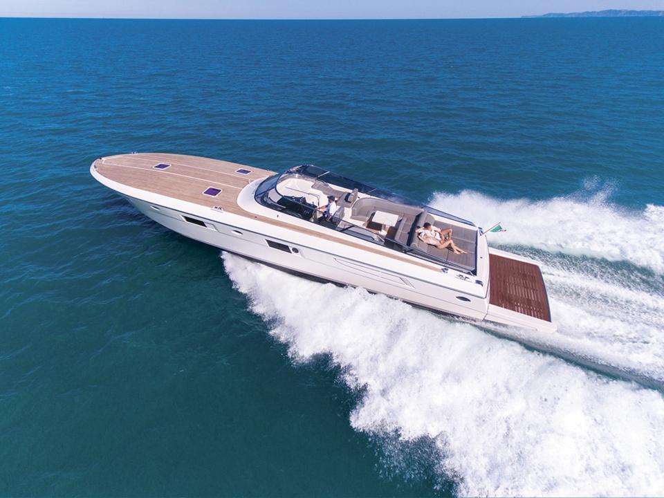 Itama 62S - Sieckmann Yachts