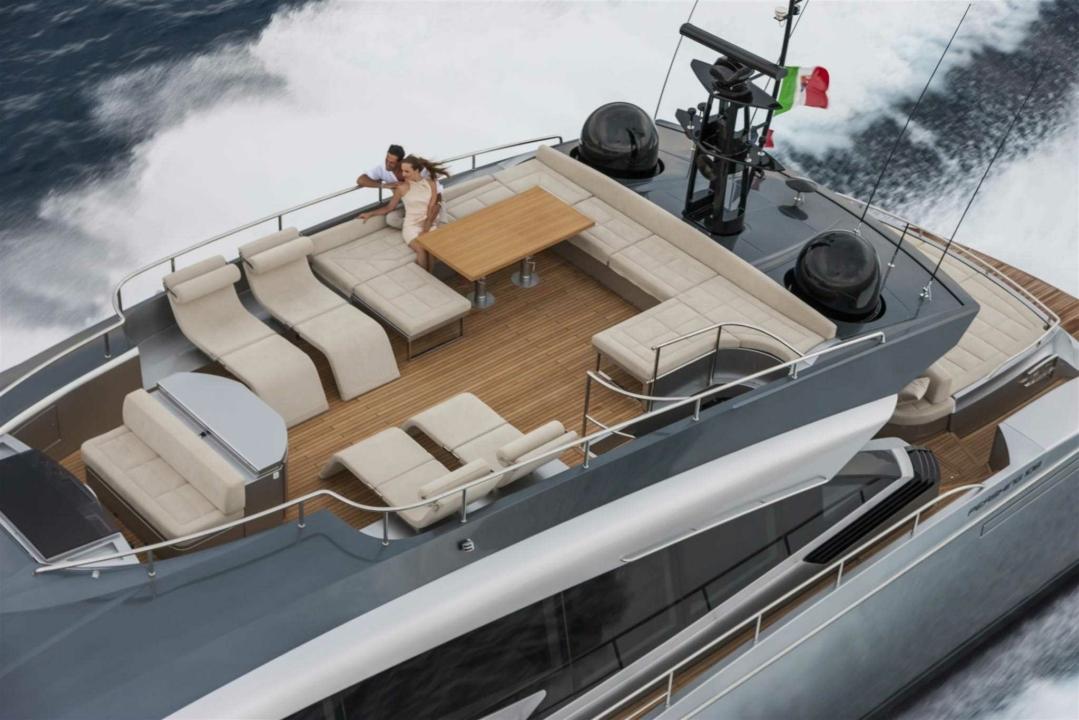 Pershing 108 - Sieckmann Yachts