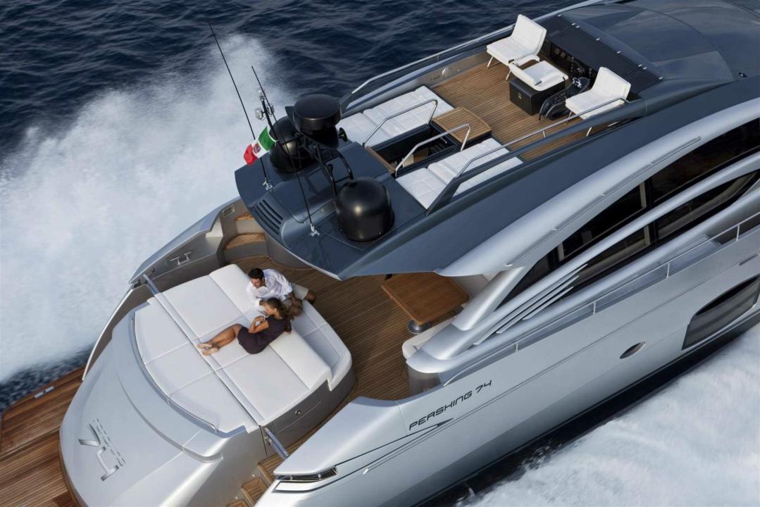 Pershing 74 - Sieckmann Yachts