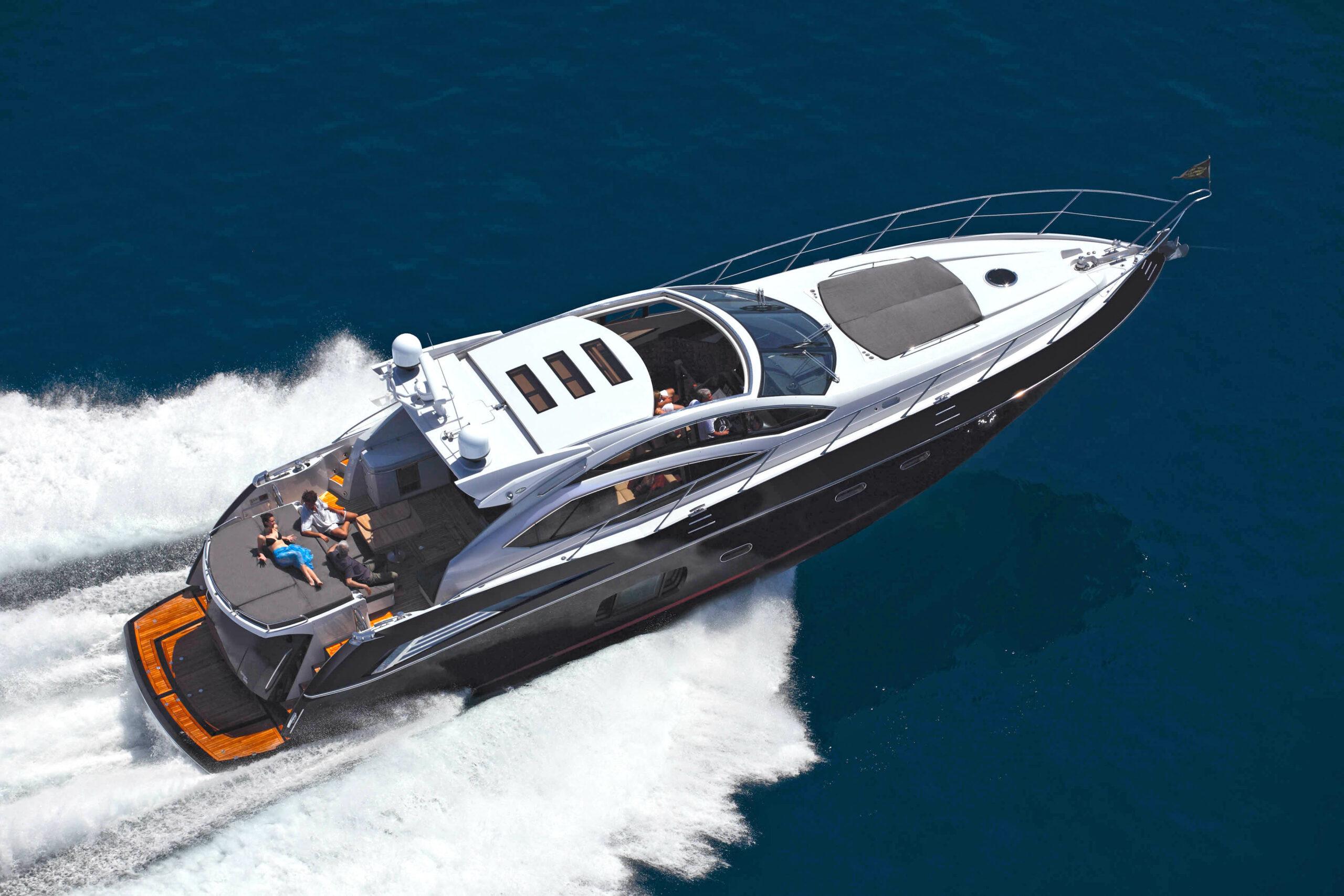 Sunseeker Predator 64 'Black Pearl' - Sieckmann Yachts
