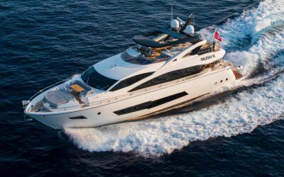 Sunseeker 86 Yacht 'RUSH X'
