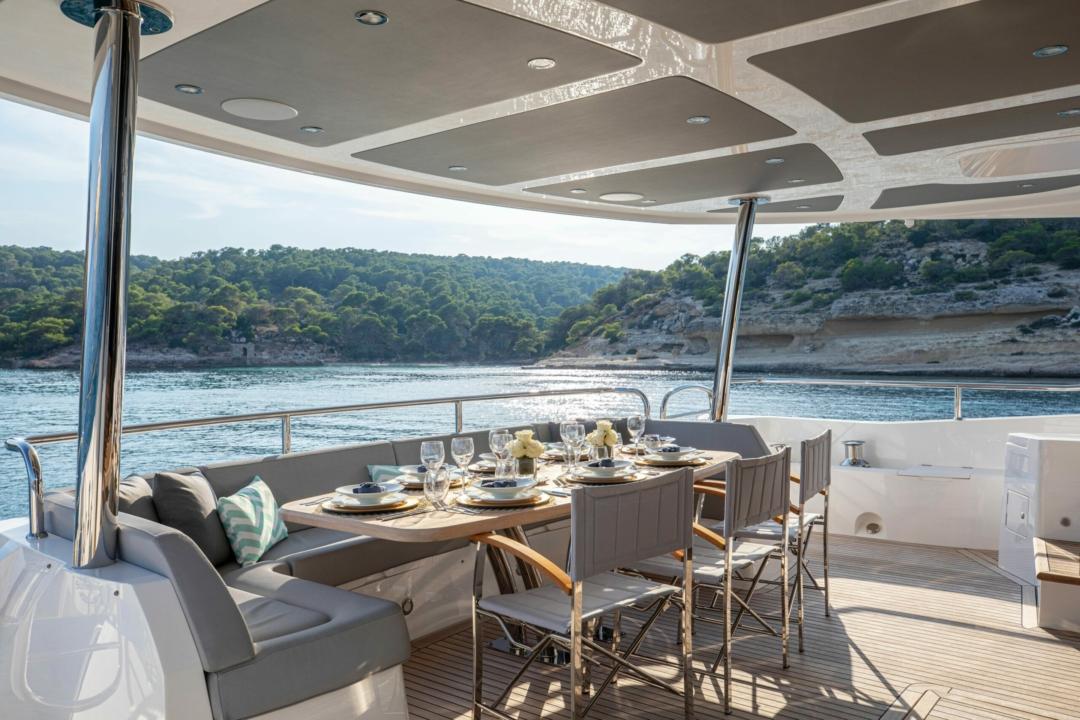 Sunseeker 86 Yacht 'RUSH X' - Sieckmann Yachts
