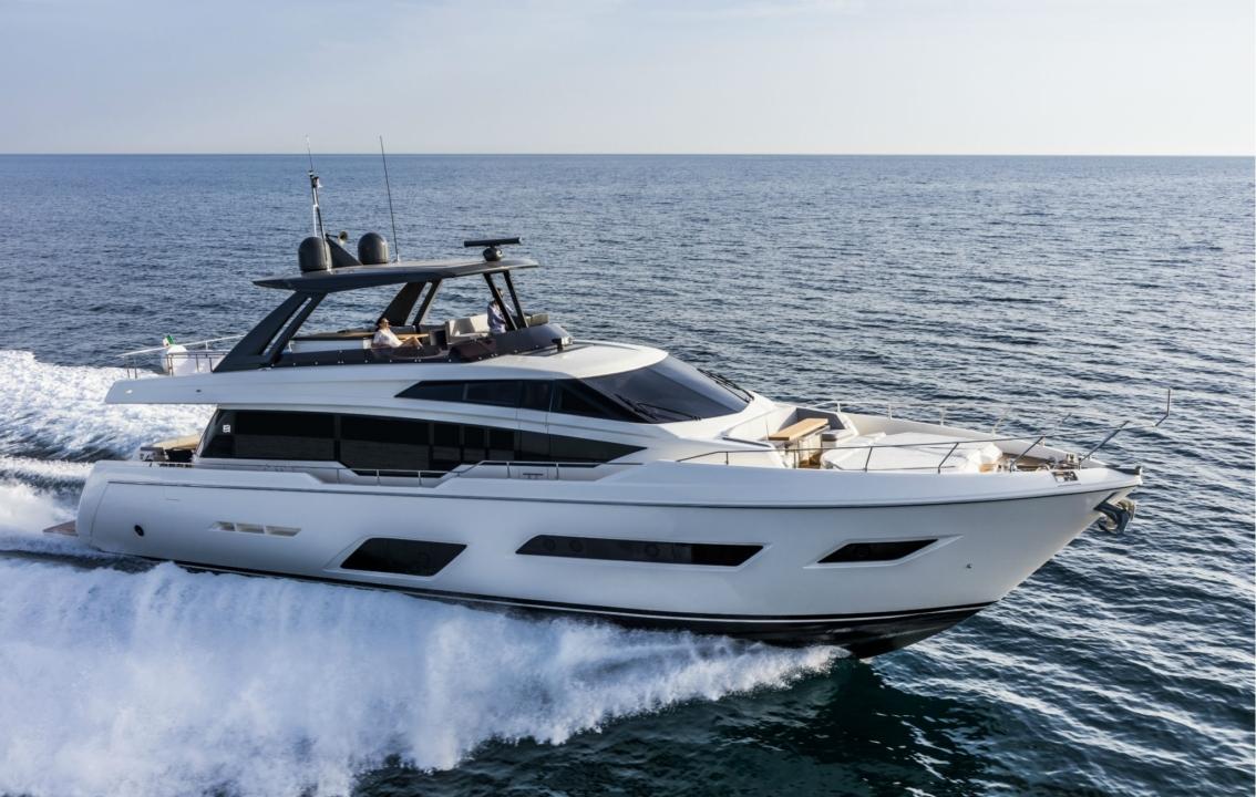 Ferretti Yachts 780 - Sieckmann Yachts