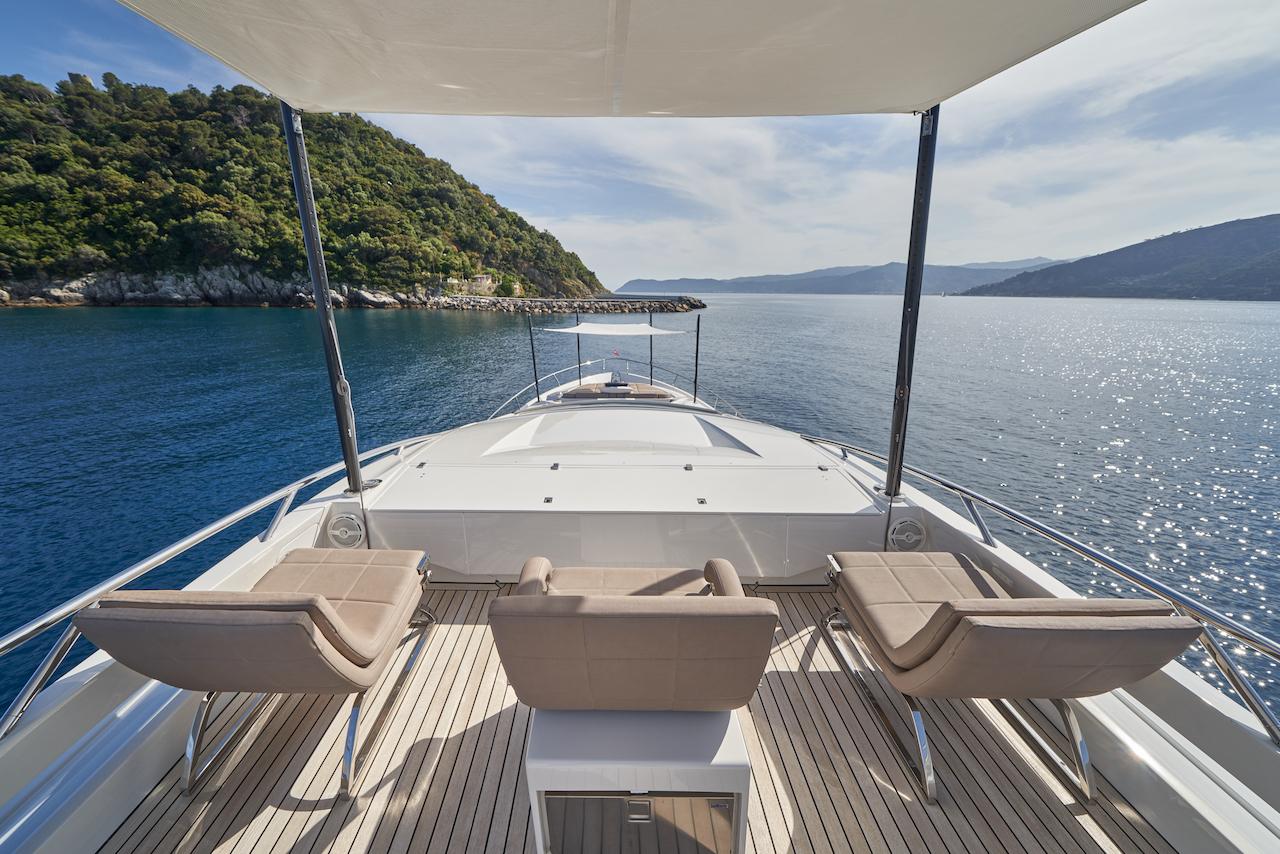 SOLD - Pershing 82 'ADUR' - Sieckmann Yachts