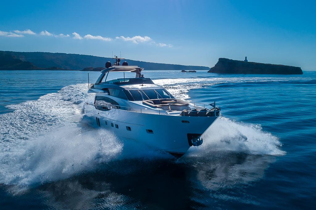Sanlorenzo SL 78 - Sieckmann Yachts