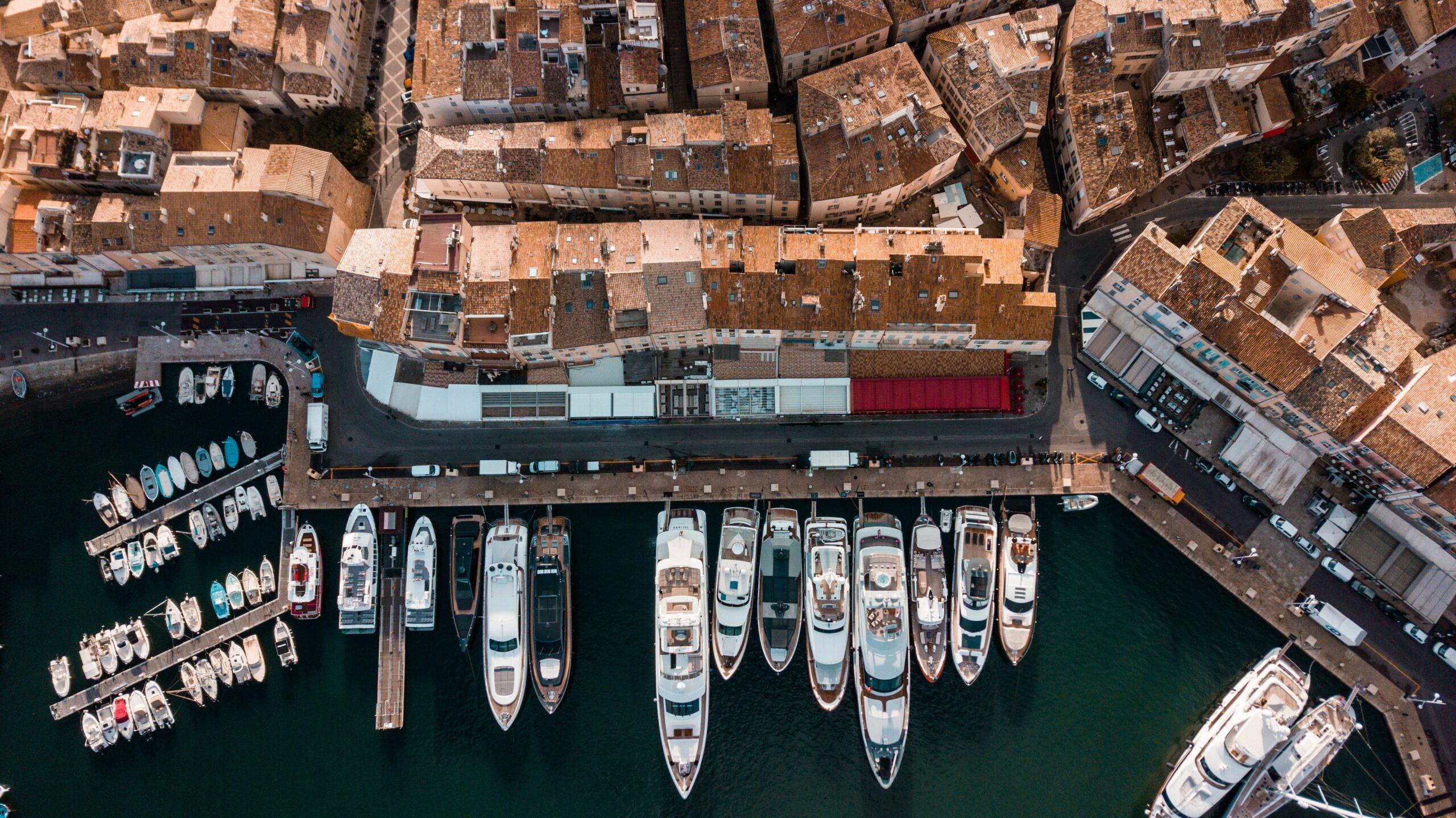 Yacht Hotspots: Von Monaco bis St. Tropez - Sieckmann Yachts