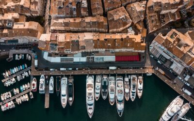 Yacht Hotspots: Von Monaco bis St. Tropez